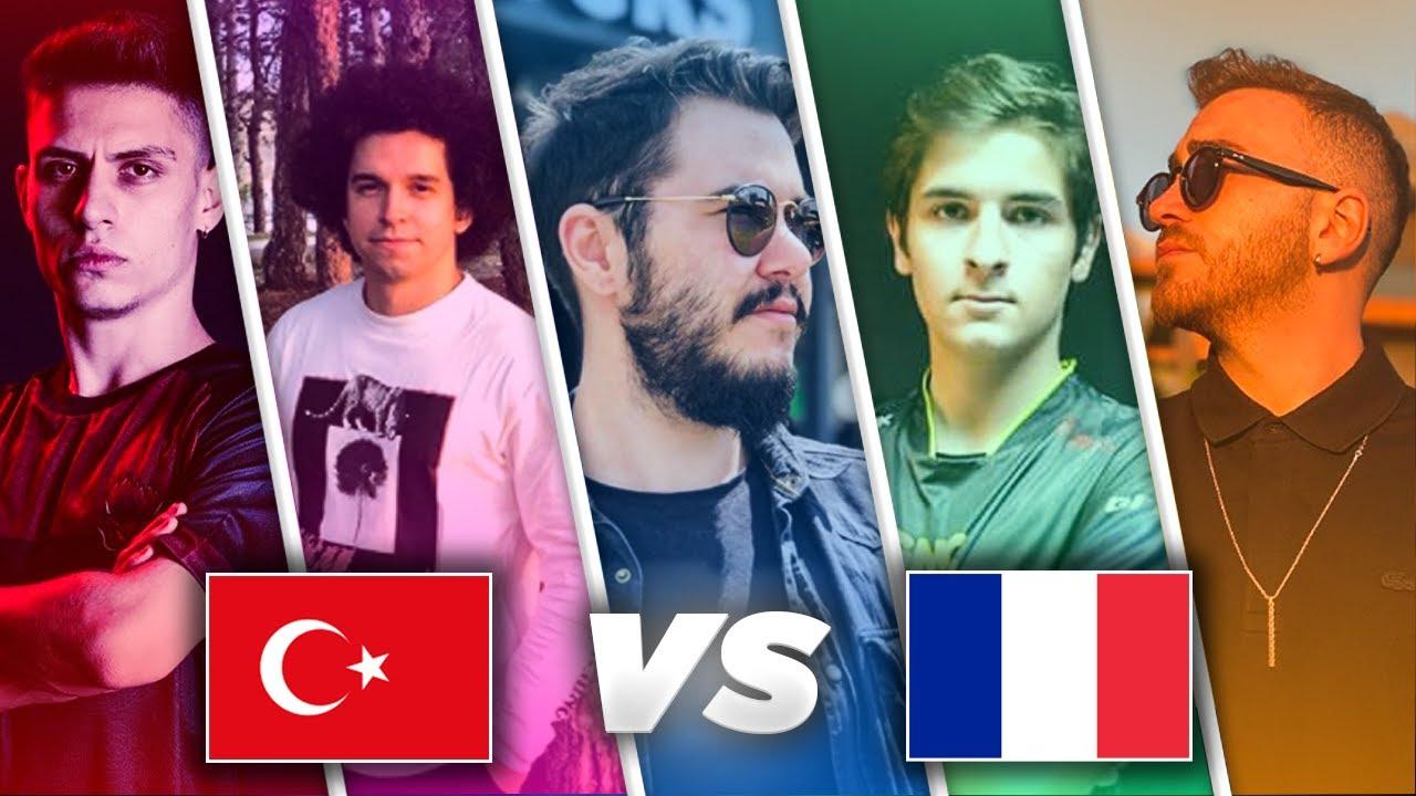 Valorant Türkiye vs İspanya SpikeNations Maç Özeti (w/wtcN,Rogu,Rip,kero)