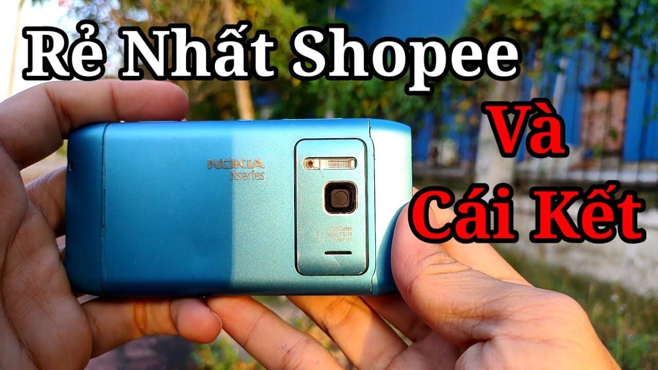 Thử Mua Nokia N8 Rẻ Nhất Shopee Và Cái Kết   hóng hớt công nghệ