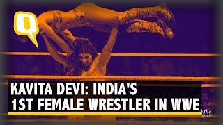 Country Over Family for WWE Superstar Kavita Devi | The Quint