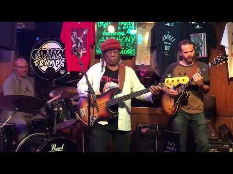 Late Night Monday Blues  Jam At  The Maui Sugar Mill Saloon. February, 11th, 2019