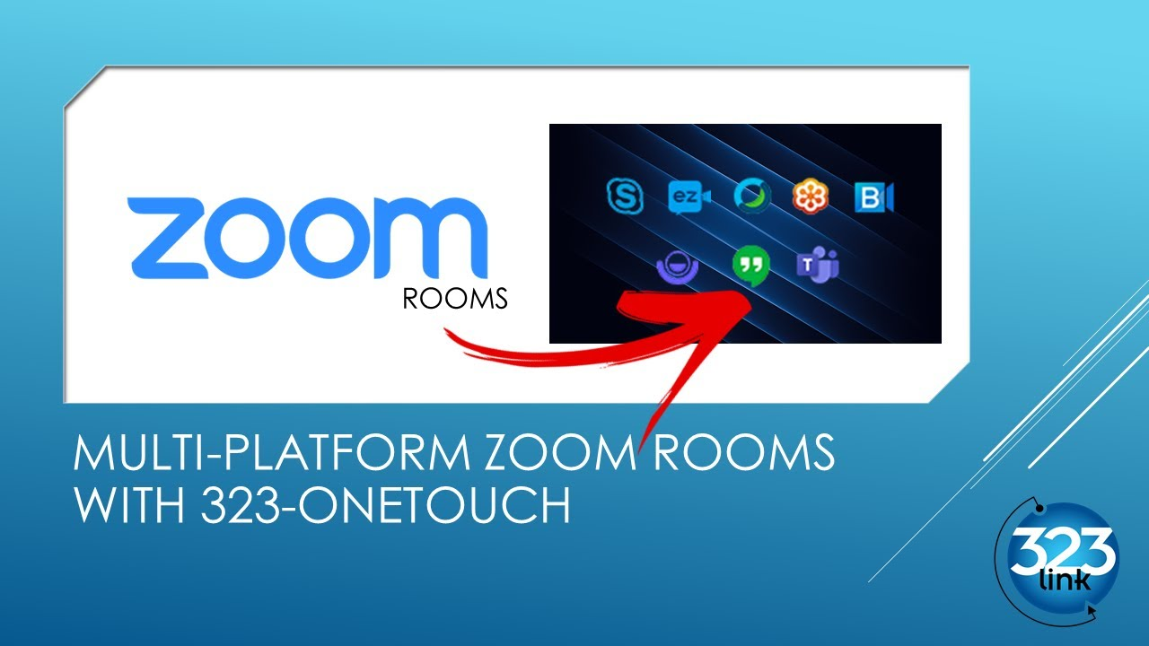 Multi Platform for Zoom Room and Google Hangout Meet