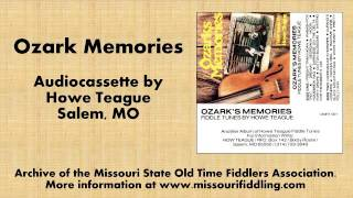 "Howe Teague - Audiocassette ""Ozark Memories"""