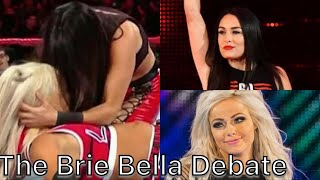Is Brie Bella Unsafe? Was It Liv Morgan's Fault? - Let's Ask The Professionals
