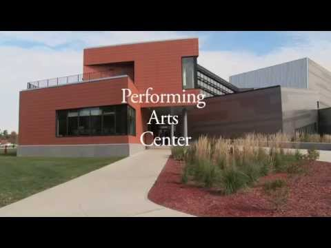 SUNY Potsdam's Performing Arts Center - Lorenzo Matti, Architect