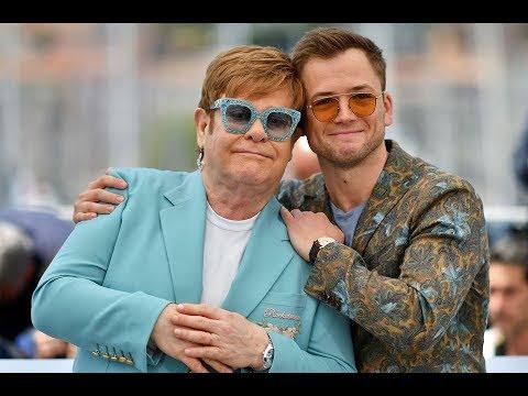 Elton John, Taron Egerton - (I'm Gonna) Love Me Again
