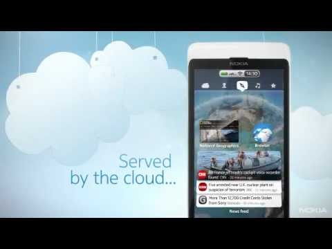 Nokia Air, Leaked Nokia promo Video (www.symbian-developers.net)