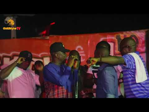 KI DE ULTIMATE'S PERFORMANCE AT G12 BAR ONIRU BEACH (Nigerian Music & Entertainment)