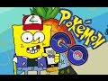 Spongebob Playing Pokemon Go ! video