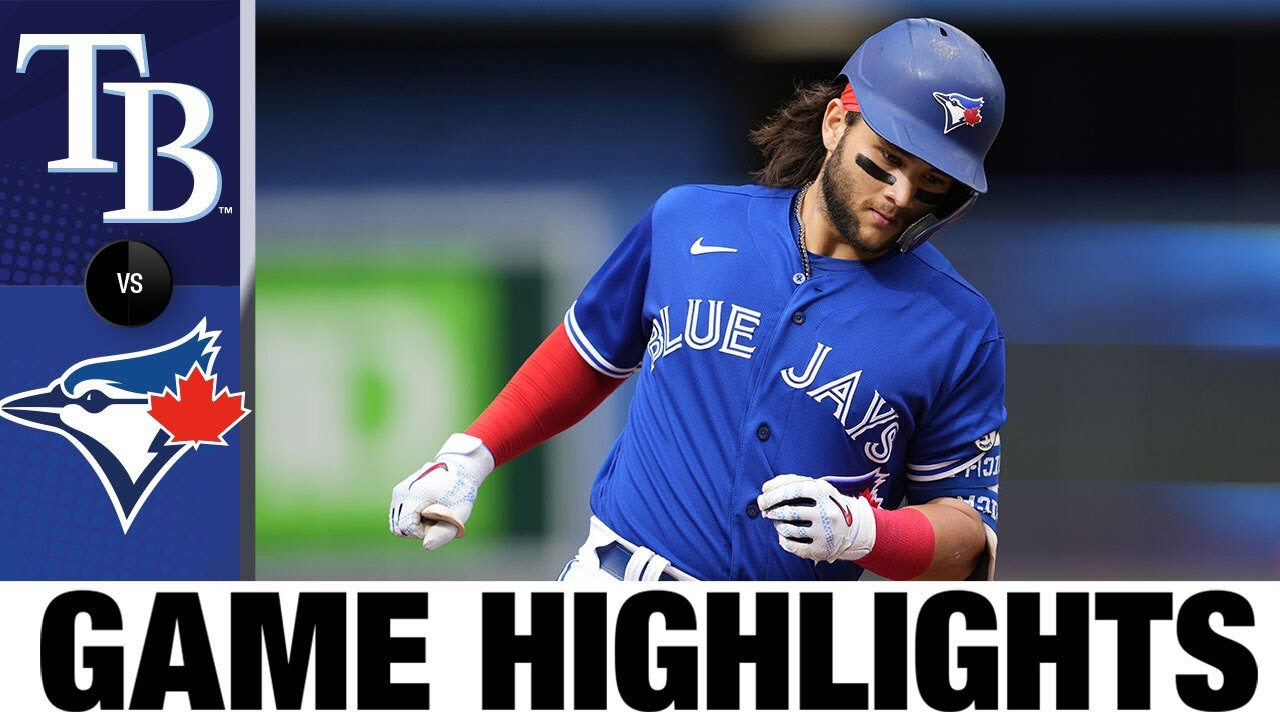 Download Rays vs. Blue Jays Game Highlights (9/15/21) | MLB Highlights