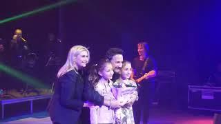 Стас Михайлов поблагодарил за приятные эмоции зрителей концерта в Ставрополе