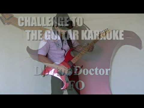 Doctor Doctor / UFO / CHALLENGE TO THE GUITAR KARAOKE #60
