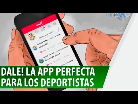 Dale! la app perfecta para deportistas - NOS COGIÓ LA NOCHE