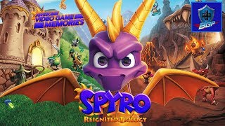 Spyro Reignited Trilogy Review (PS4 and Xbox One) – Awesome Video Game Memories (Battle Geek Plus)
