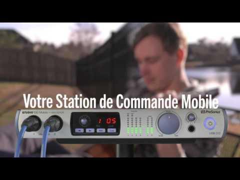 PRESONUS Studio 192 Mobile - interface audio
