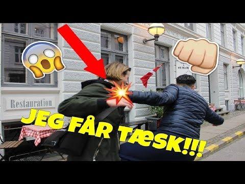 FÅR TÆSK I KØBENHAVN!! :(