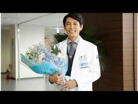 藤木直人:「グッド・ドクター」撮了 山崎賢人と肩抱き合い「誇りに思う」  News Mama