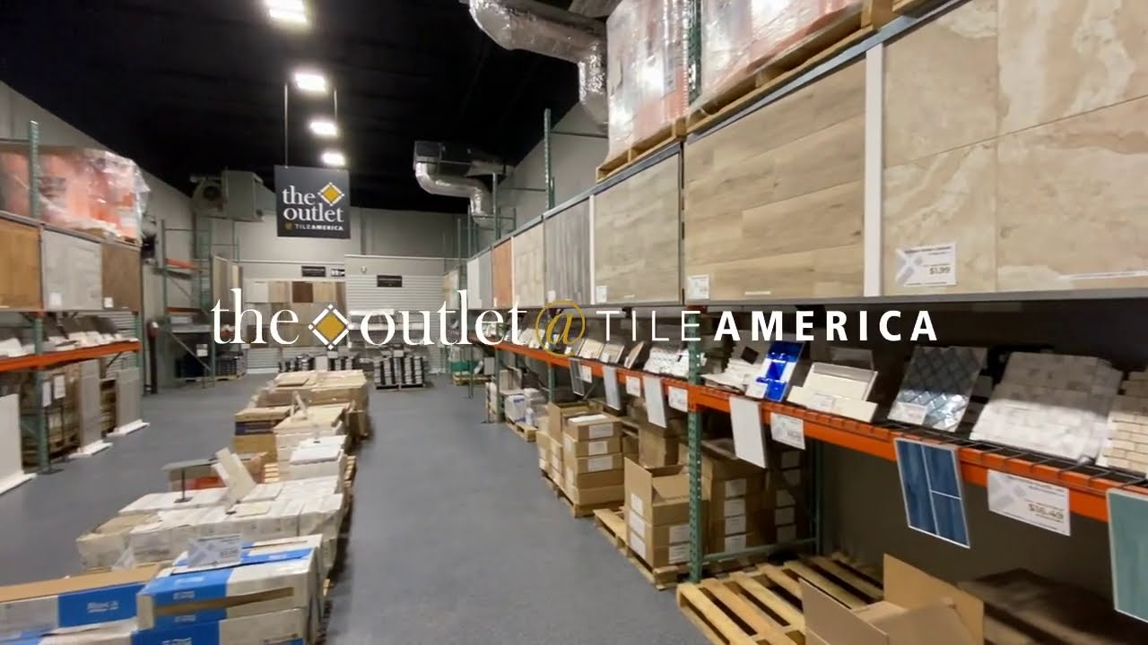 tile store outlet self service
