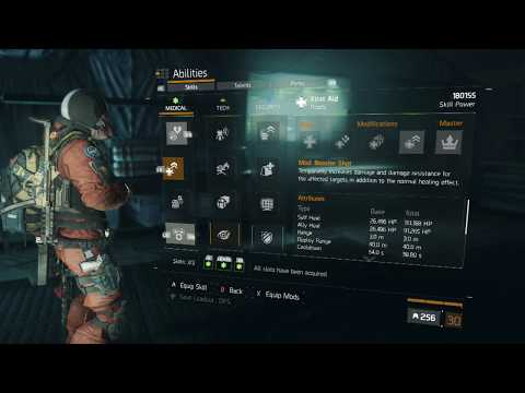 The Classified HEXO Build | The Division 1.7 & 1.8!!!