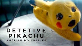 POKÉMON DETETIVE PIKACHU: MEWTWO VILÃO? 🤔 | Análise do trailer 2