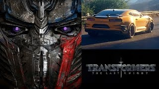 TRANSFORMERS - The Last Knight | AUTOBOTS NEW LOOK