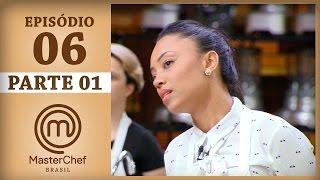 MASTERCHEF BRASIL (11/04/2017)   PARTE 1   EP 6   TEMP 04
