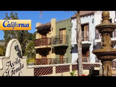 Avila La Fonda Hotel Beach Hotels California
