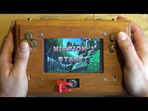 DuB-EnG: ULTIMATE Hand Held Gaming Console - DIY Retro Pie - Build PT10 - k101 mini revo snes gba