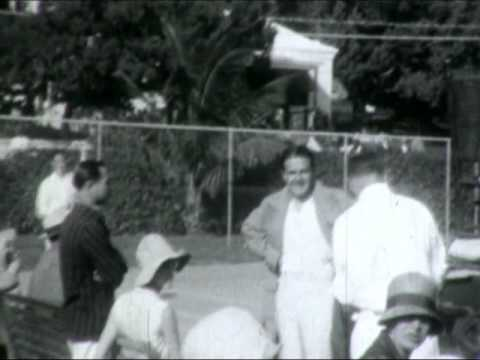 Home Movies - Bermuda, Lily Fields (1920s)