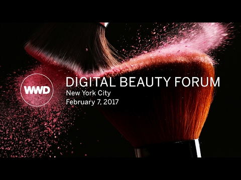 WWD Digital Beauty Forum 2017 - Marlena Stell - Makeup Geek