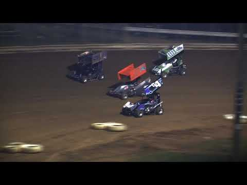 Clyde Martin Memorial Speedway April 13, 2019 Highlights