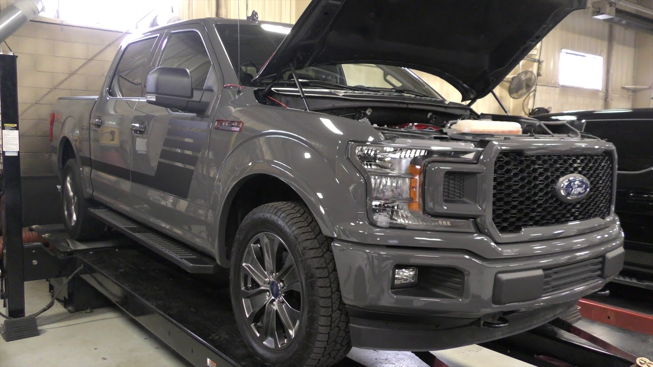 Whipple Supercharged 2018 F150 5.0L - YouTube