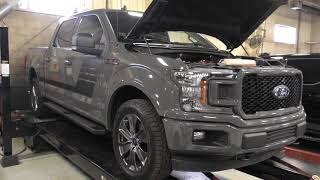 Whipple Supercharged 2018 F150 5.0L