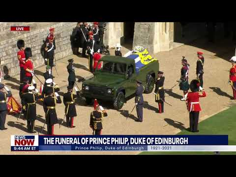 Prince Philip funeral service: Full stream I NewsNOW from FO