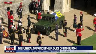Prince Philip Funeral Service - Full Stream I NewsNOW from FOX