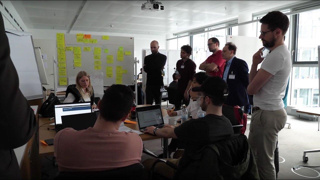 ConnHack – Hackathon – Connected Living Hackathon 2018
