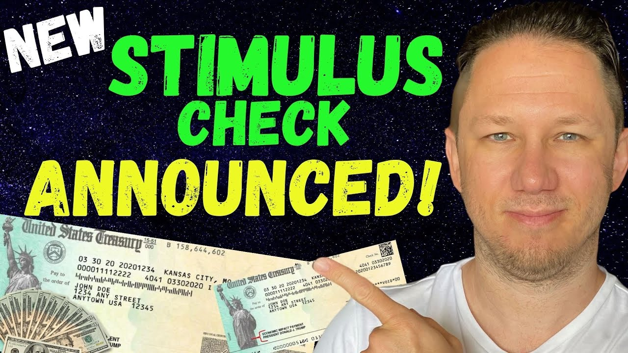 SECOND STIMULUS CHECK ARRIVAL! | TIMELINE UPDATE AND SECOND STIMULUS CHECK UPDATE