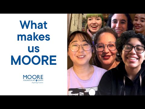 Welcome to Moore, Accepted Students!