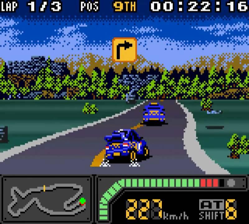 Top Gear Rally Pocket 2 (TG Rally) - Nintendo Gameboy ...