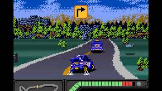 Top Gear Rally Pocket 2 (TG Rally) - Nintendo Gameboy Color (Gameplay Video)