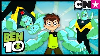 I migliori momenti di Diamante | Ben 10 Italiano | Cartoon Network