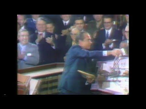 President Nixon's 1971 State of the Union