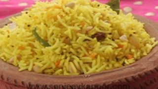 Lemon Rice with vegetables