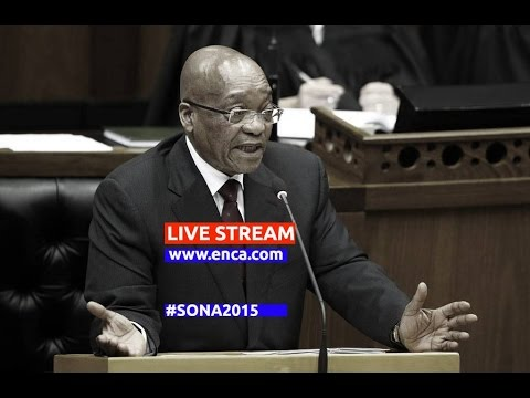 LIVE: President Jacob Zuma provides feedback on #SONA2015