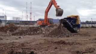 видео Разрезка бетонных сооружений