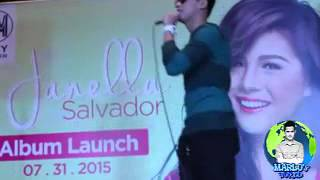 M.O.O (My One and Only) by Marlo Mortel at Janella Salvador Album Lunch (SM City Fairview 07.31.15)