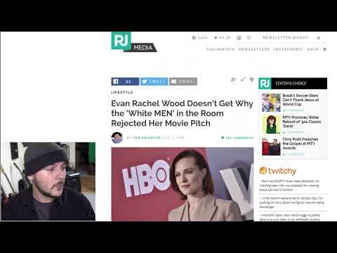 Celebrity Blames White Men for Not Financing Her Movie