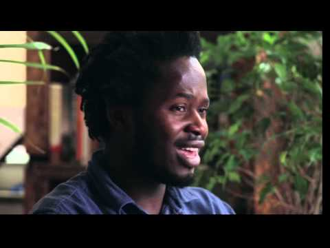 Children in armed conflicts: Ishmael Beah speaks of the devastation of war