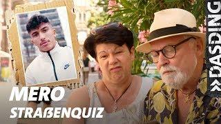 Gambar cover Mero - was wissen deine Eltern über ihn? | DASDING