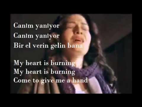 Aliye Mutlu   Canim Yaniyor Aliye Mutlu My heart si burning by Nafiska