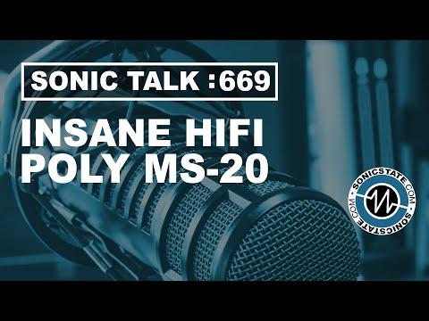 Sonic TALK 669  - Live Stream